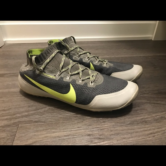 22e30b2e33577 Nike Free Hyperfeel Run Trail - Size 10. M 5c38028f6a0bb7f64e299302